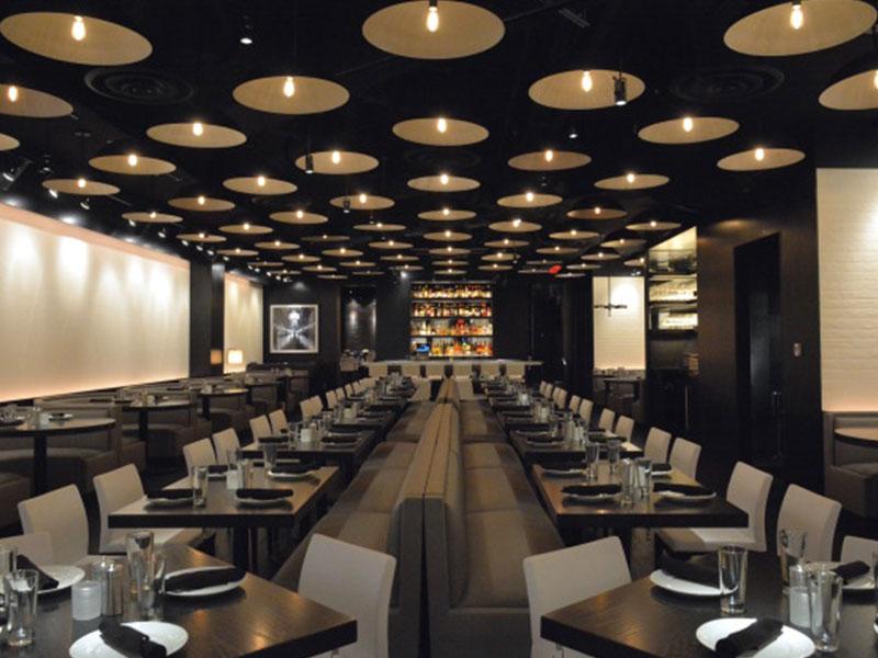 High-End Italian Restaurant