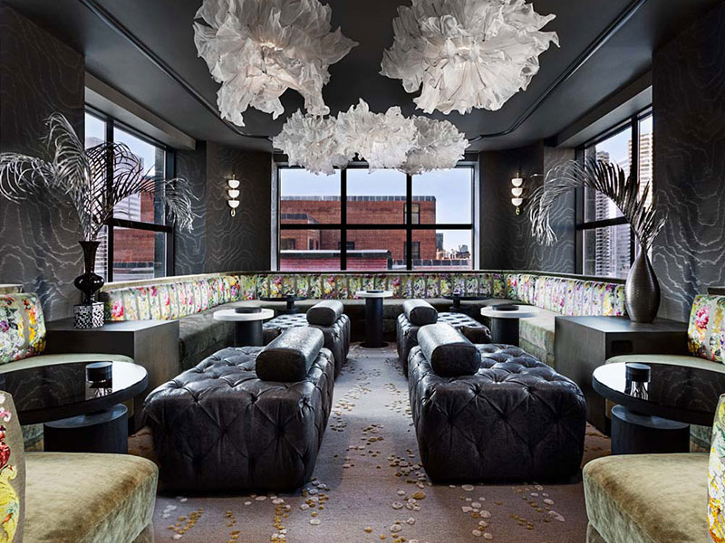 Hotel Restaurant & Lounge