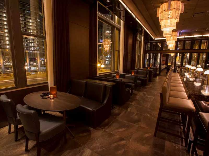 Upscale Steakhouse