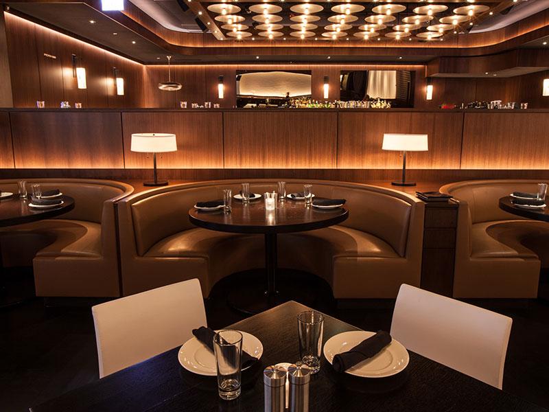 Luxurious Steakhouse